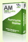 Acronyms Master - add-in that lets you generate list of acronyms and abbreviations incl. definitions - for Word documents