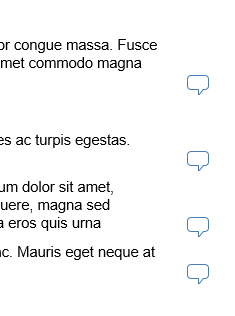 Comment icons are shown in the margin
