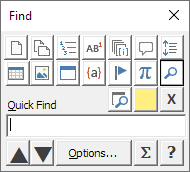 Browse objects – Word object browser - browse objects and find text